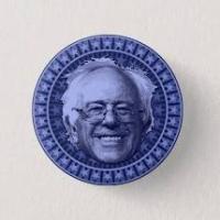Sanders button