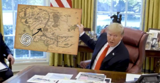 Trump middle earth