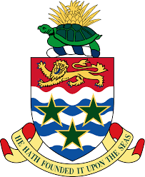 Cayman coat of arms