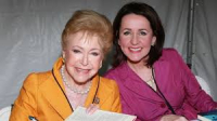 Mary higgins clark and daughter