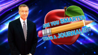 Brian williams game show