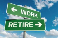 Work retire