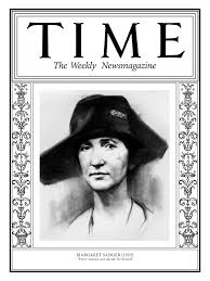 Margaret sanger Time