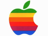 Apple colored