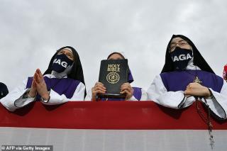 Nuns for trump 1