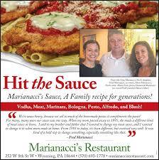Marianacci restaurant