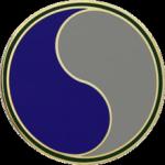 29th divinsion insignia