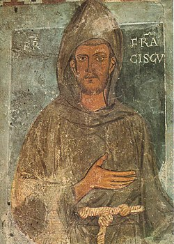 Francis of assisi image