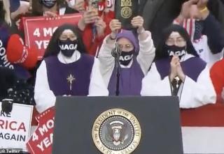 Nuns for trump 2