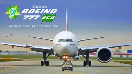 Boeing 777 eco