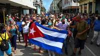 Cuba protest 1