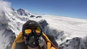 Pakistani climber