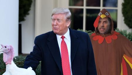 Trump hunter pardon