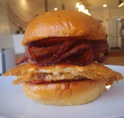 Bacon egg cheese