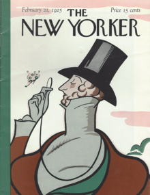 New_Yorker_cover 1925