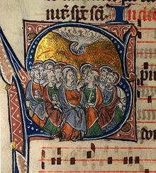14th century missal
