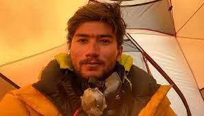 Pakistani climber 2