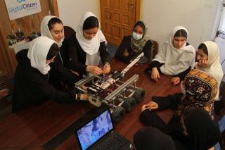 Afghanistan robotics