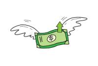 Inflation symbol