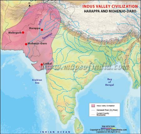 Indus-map 2