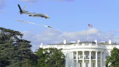 Biden white house strike