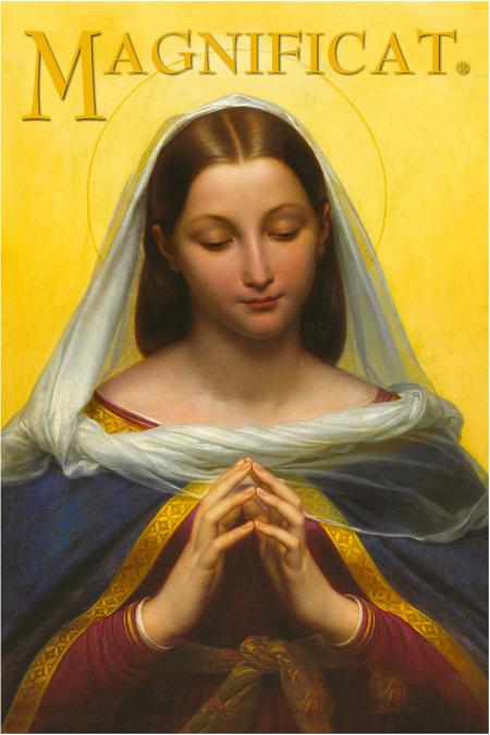 Magnificat mary nativity