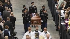 Emil kapaun casket 1