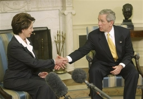 Bush_with_pelosi